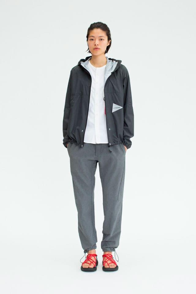 And Wander Spring/Summer 2019 Collection Lookbook SS19 fashion menswear streetwear stockists womenswear jacket outerwear
