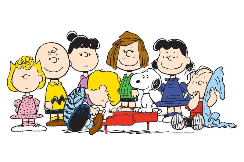 Apple Peanuts Series Streaming Service Snoopy Peanuts Worldwide NASA Charlie Brown