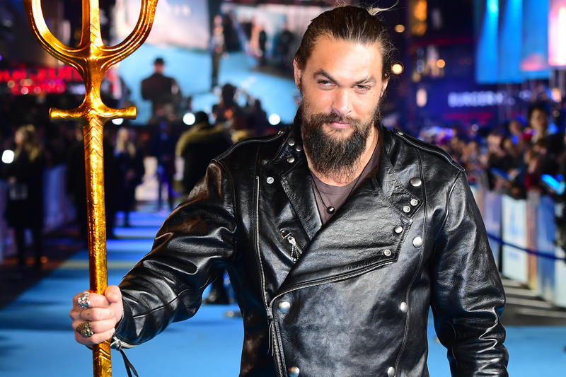 Aquaman International Box Office Success movies films Jason Momoa