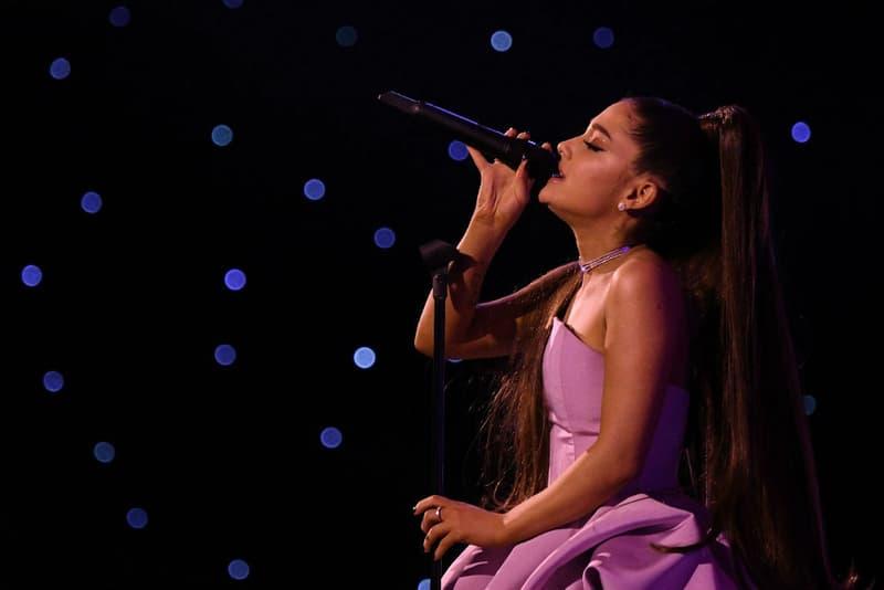 Ariana Grande imagine Stream Thank you next seven rings