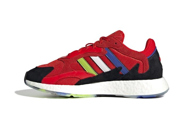 Asterisk Collective adidas Originals TRESC Run active red release date info price colorway sneaker kid cudi purchase online stockist