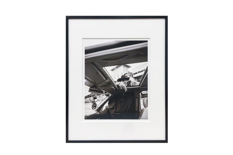 Autographed Jonathan Mannion Big Pun Capital Punishment Photography