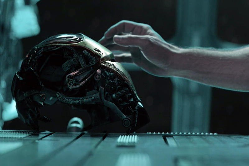 'Avengers: Endgame' IMAX Trailer better ratio