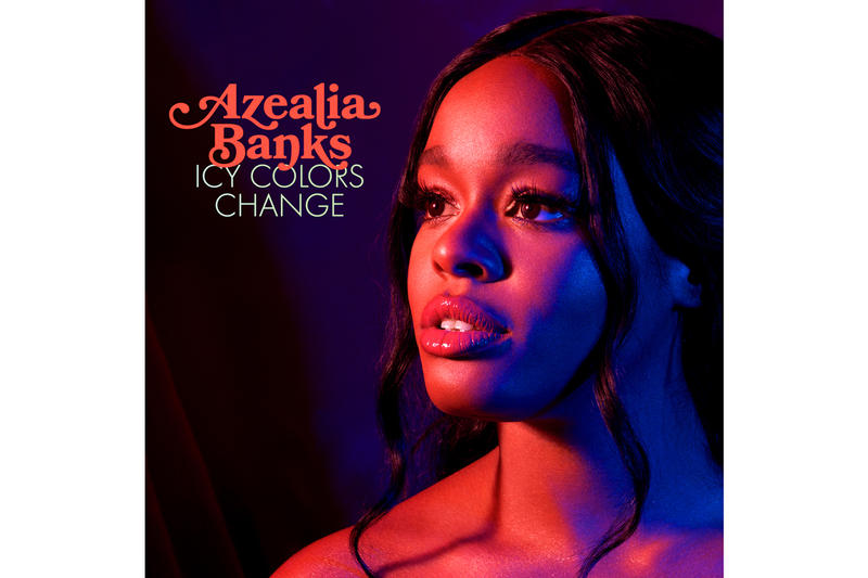 Azealia Banks Holiday-Themed EP Icy Colors Change Christmas Have Yourself a Merry Little Christmas
