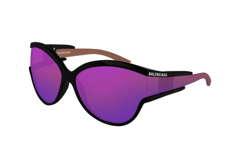 580ba84a9ef Balenciaga Kering Eyewear Dover Street Market Launch Sunglasse eyewear  London Tokyo Los Angeles accessories