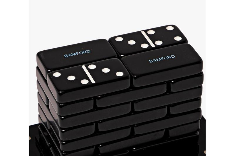 Bamford Watch Department Domino Set dominoes release info price stockist design watches