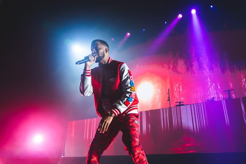 2c1c162a BAPE Heads Show 25th Anniversary Lil Yachty Kid Cudi Wiz Khalifa Big Sean  Pusha-T