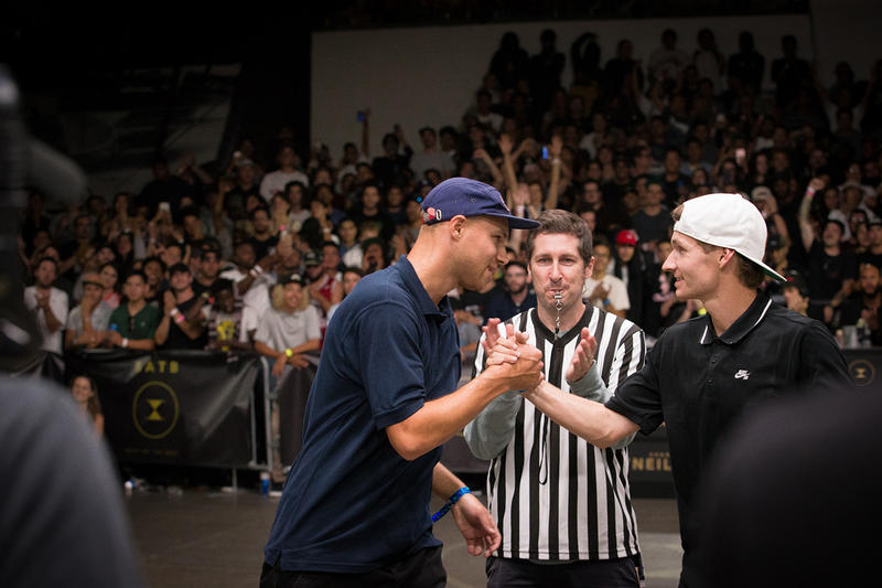 Battle at the Berrics Event X Coverage HYPEBEAST December 7 Details