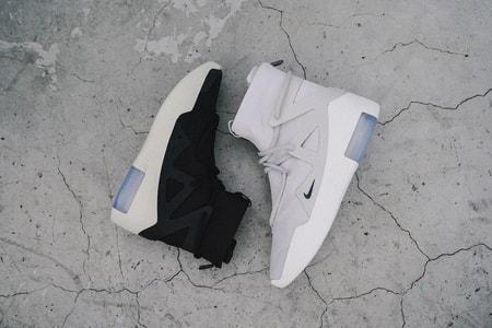 Nike's Air Fear of God 1 Makes Its Debut in This Week's Loaded Footwear Drops