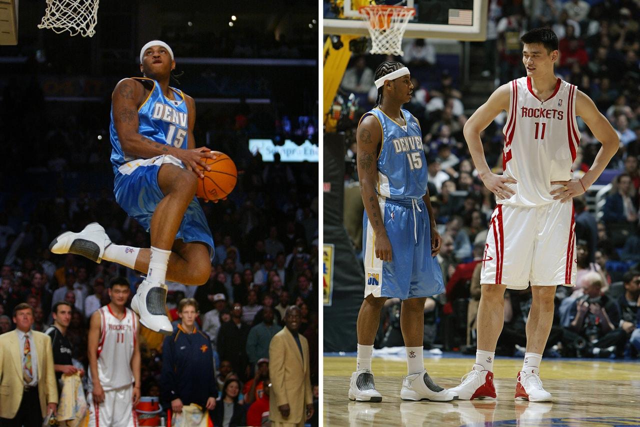 c26b01696172 The Air Jordan 19 Celebrates a Career Milestone for Carmelo In This Week s  Footwear Drops