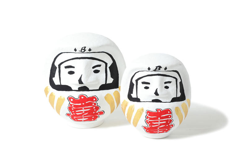 Billionaire Boys Club Astronaut Daruma Dolls painted new years eve 2019 january 2 2019 release date info price buy collectible mascot figure