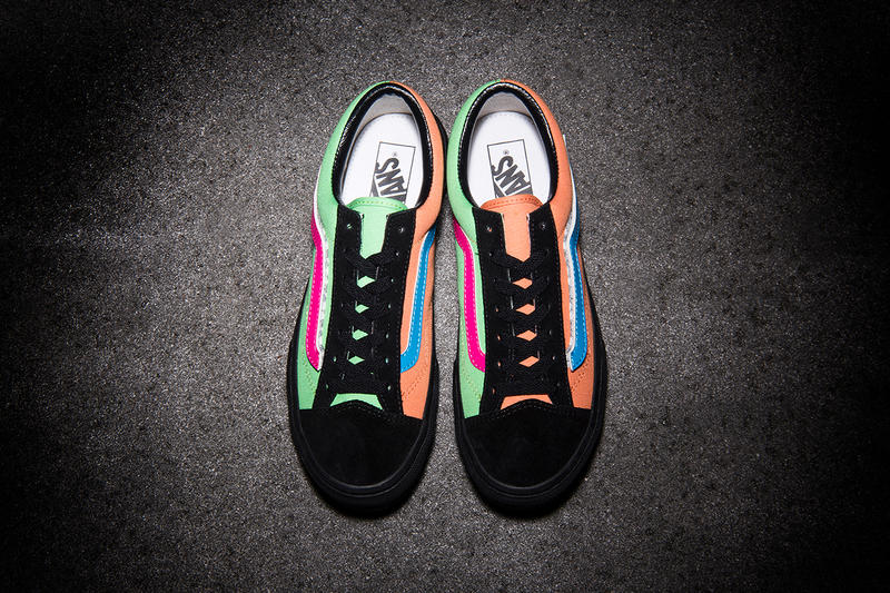 BILLY'S vans style 36 og crazy pack mismatched sneakers japan release date info buy january 1 2019
