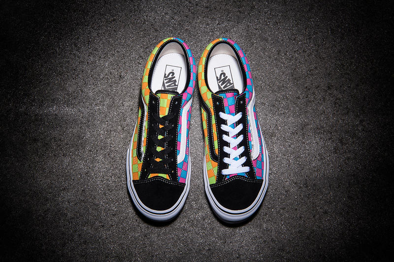 711b7554f9 BILLY S vans style 36 og crazy pack mismatched sneakers japan release date  info buy january 1