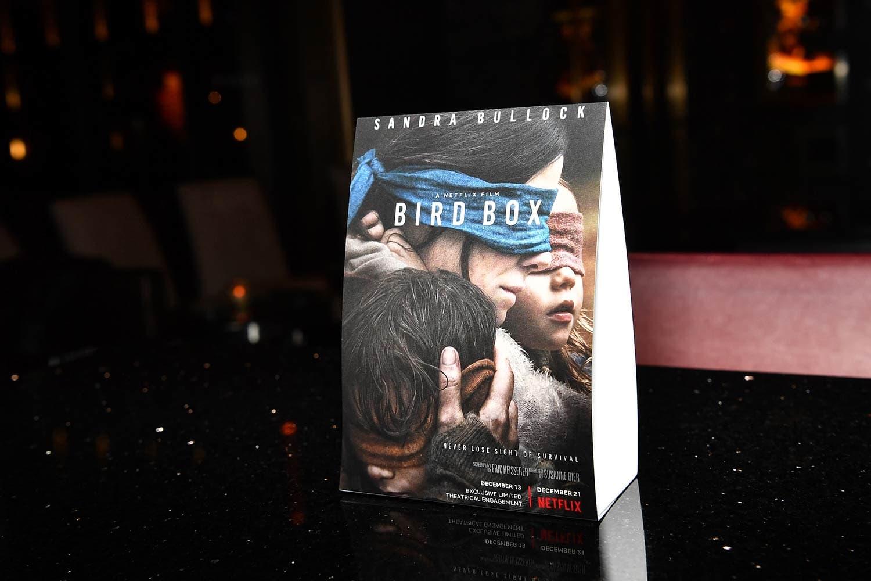 Bird Box Netflix Original Film Most Viewed Info Hypebeast