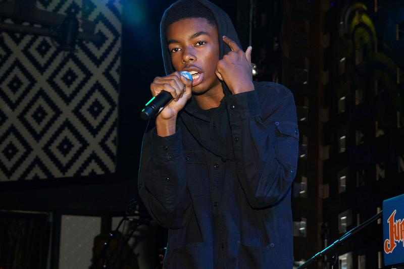 Bishop Nehru New Groove Album Leak Single Music Video EP Mixtape Download Stream Discography 2017 Live Performance Tour Dates
