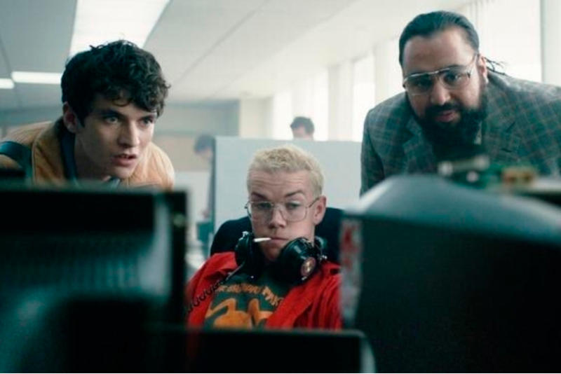 """Bandersnatch"" Looks to Be a 'Black Mirror' Film netflix movies films charlie brooker jon hamm white christmas"