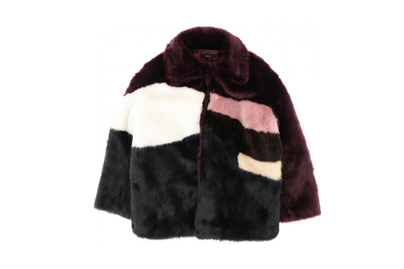 Blackmeans FW18 Outerwear Collection jackets leather coats sherpa knit winter cold outerwear 2018