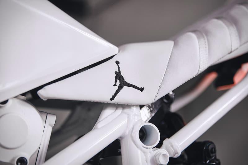BTSN jordan brand ducati 916 concord impuls motorcycle collaboration jay-z air jordan