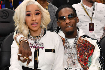 """Picture of Cardi B Addresses Offset Split, """"I'm Not Doing This for Publicity"""""""