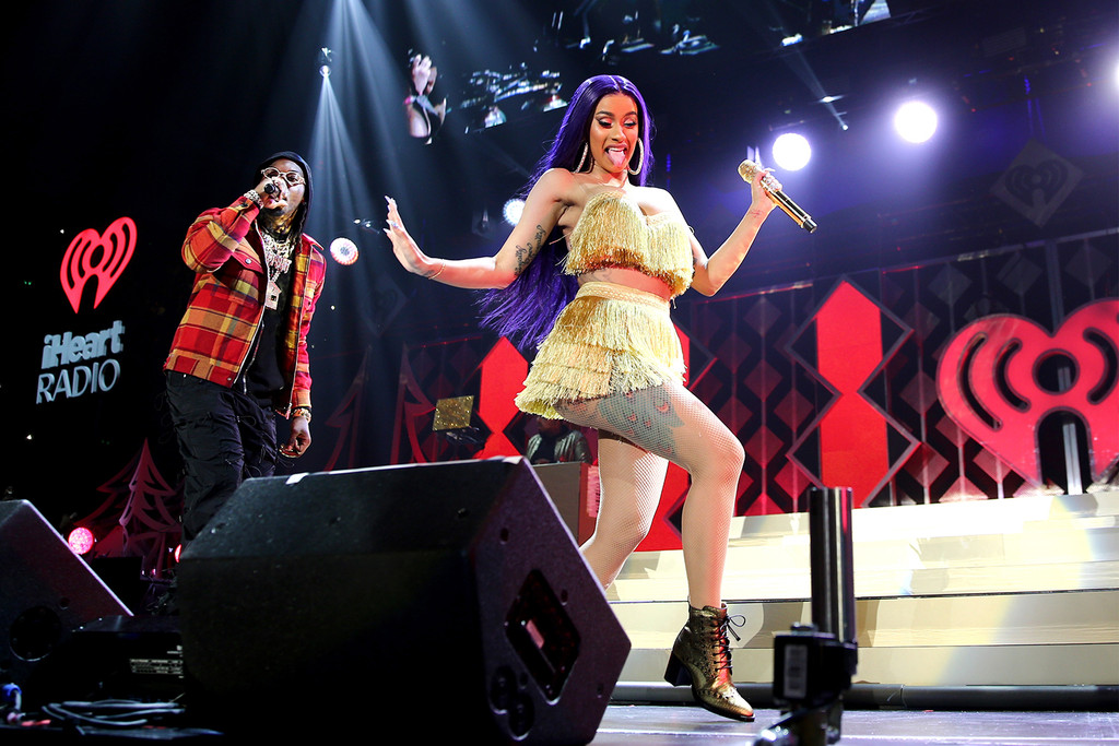 Cardi B Offers Fan Free Tickets For Life After Getting: Offset & Cardi B Wedding Special Network Deals