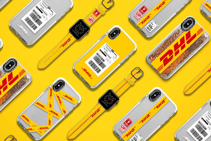 timeless design e9fd1 71623 Casetify x DHL iPhone Cases Collaboration | HYPEBEAST