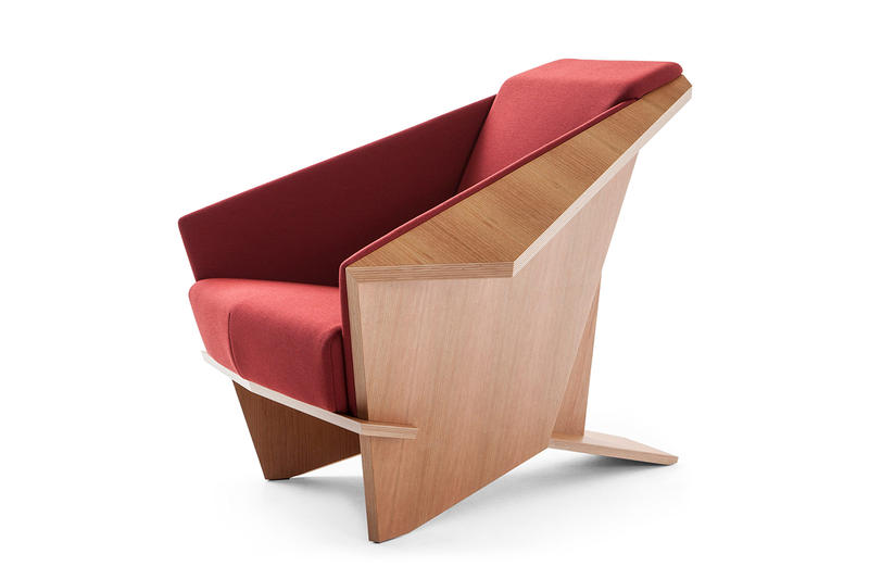 Cassina Frank Lloyd Wright Taliesin 1 Chair Reissue Furniture Chairs Design Modernism Modernist Architect Iconic Release Information Details