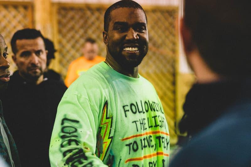 How Celebrities Celebrated Christmas 2018 kanye west diddy tyler the creator kim kardashian