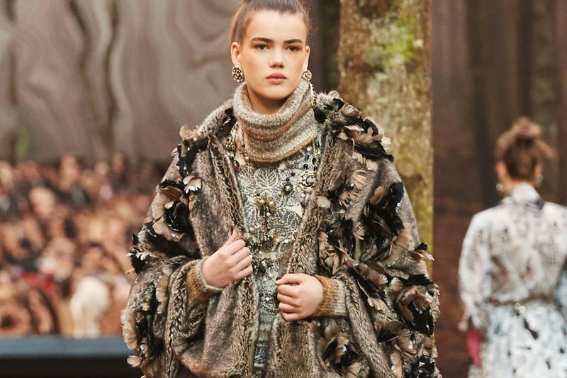 Chanel to Stop Using Exotic Skins and Furs ban announcement ethics fashion crocodile lizard snake stingray WWD