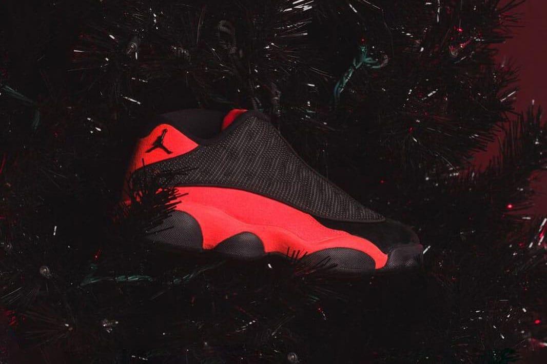 CLOT x Nike Air Jordan 13 \