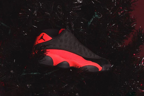 CLOT Delivers Another Collaborative Air Jordan 13 Low Silhouette