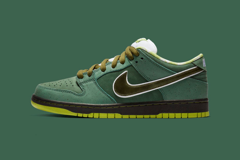Earlier this month musician Travis Scott flaunted the upcoming Concepts x  Nike SB Dunk Low