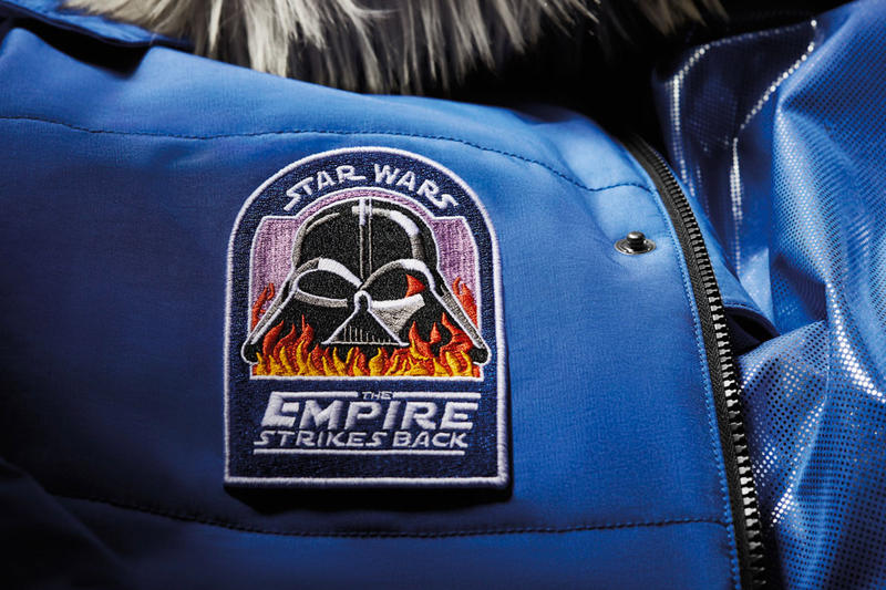 "Columbia Sportswear ""Star Wars"" ""The Empire Strikes Back"" parka omni heat release date release info"