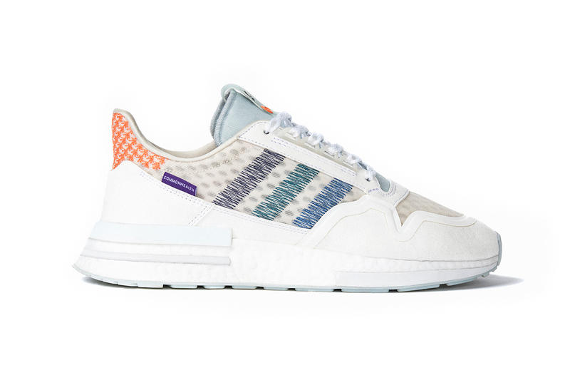 93728a260 Commonwealth x adidas Consortium ZX 500 RM Closer Look