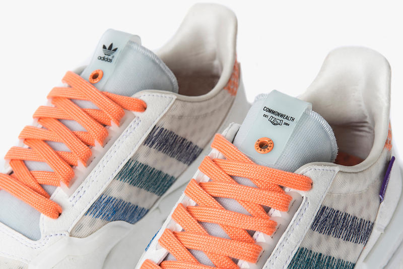 409ce41c7 Commonwealth adidas Consortium ZX 500 RM Closer Look Coastal Living Sneaker  Silhouette Footwear Shoe buy cop