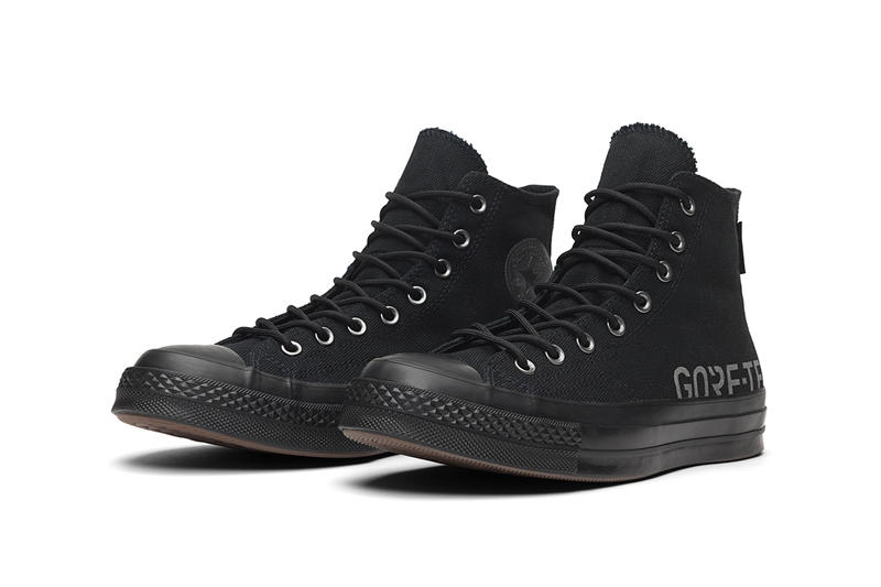 Converse x Gore-Tex Street Utility Chuck Taylor All Star 70 Shoe Details Sneakers Trainers Kicks Shoes Footwear Cop Purchase Buy