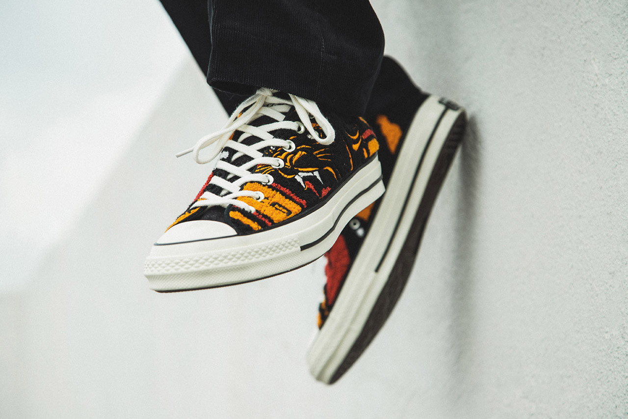 UNDEFEATED x Converse Chuck 70 OX On