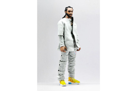 Coolrain Lee Miniaturizes Jerry Lorenzo In New Nike x Fear of God Figurine