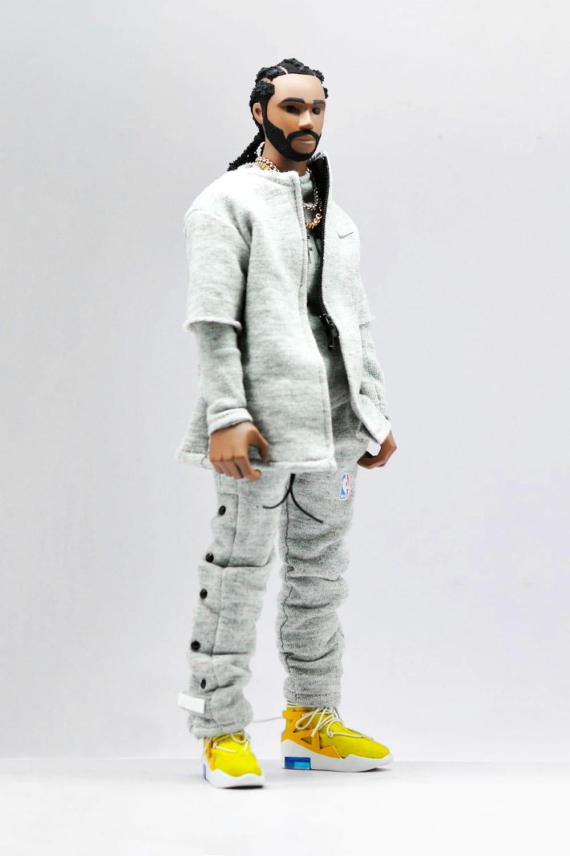 Nike x Fear of God Jerry Lorenzo Toy