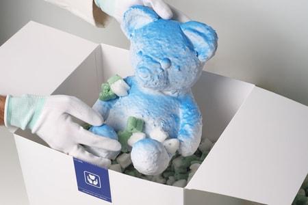 Advent Calendar Day 13: Daniel Arsham 'CRACKED BEAR' Sculpture