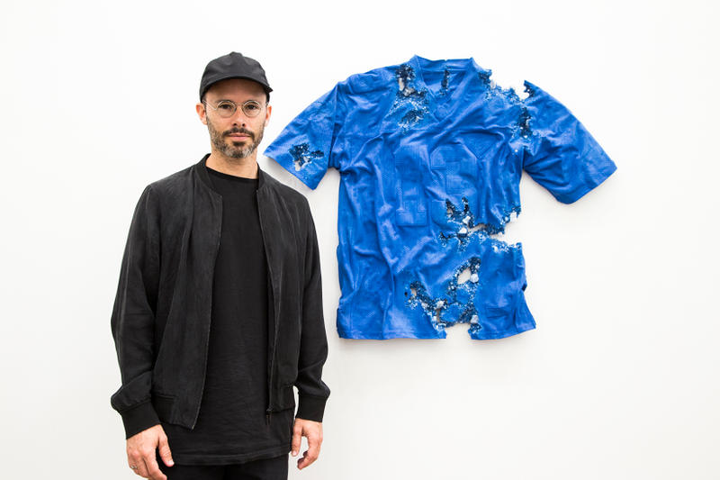 "Daniel Arsham MOCO Museum ""Connecting Time"" exhibition art dates tickets 2019 amsterdam art work installation"