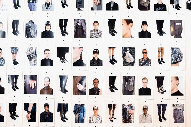 Dior Pre-Fall 2019 Tokyo Backstage First Closer Look Fashion Clothing High-end Collection Runway Kim Jones Yoon Hajime Sorayama Matthew M Williams AMBUSH ALYX Details Key Pieces Stand Out