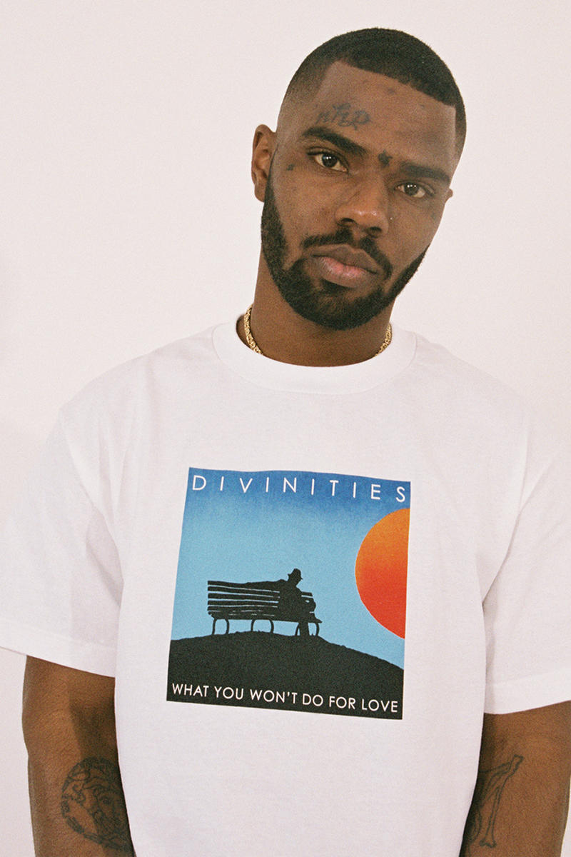 divinities lookbook collection fall winter 2018 kingdom hearts jazz jackrabbit owl tony haw pro skater tee shirt bobby caldwell print graphic buy