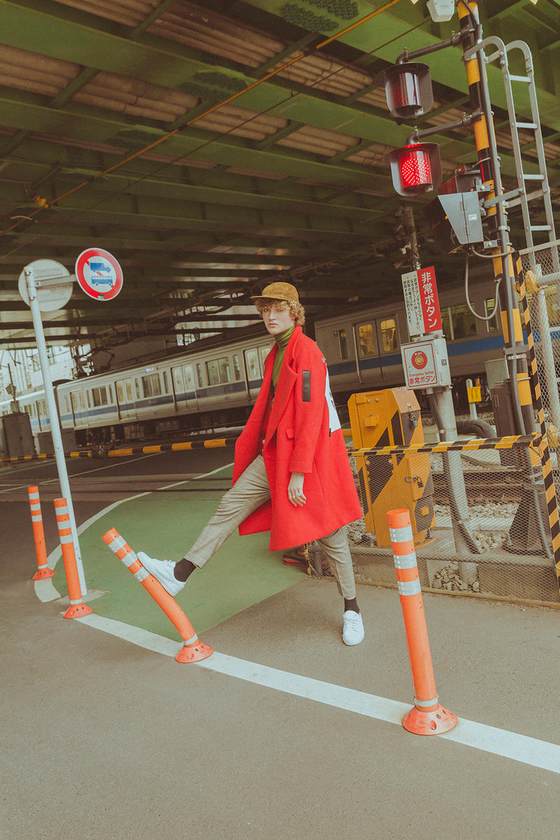 DOLLYANDMOLLY Fall/Winter 2018 Womenswear Collection I'm Not Wearing Anything Tokyo Lookbook