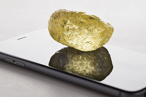 The Largest Natural Diamond in North America Has Just Been Unearthed