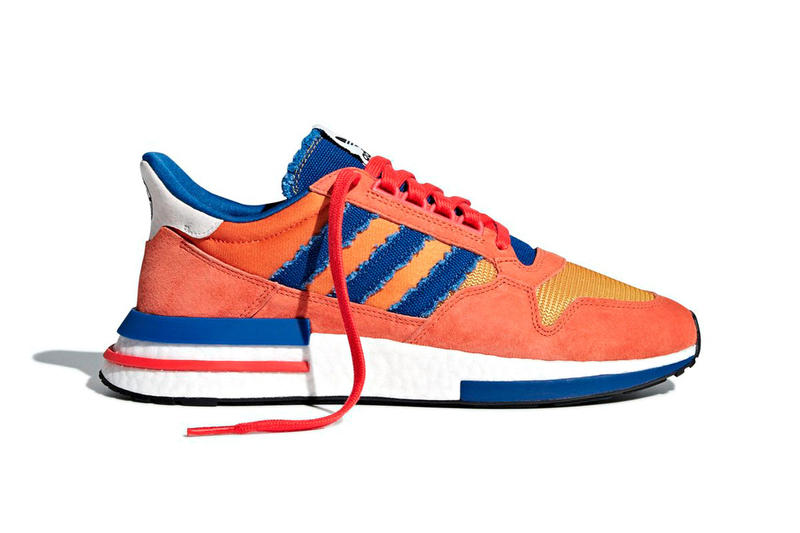 low cost d258f 761bc dragon ball z adidas zx 500 rm goku giveaway