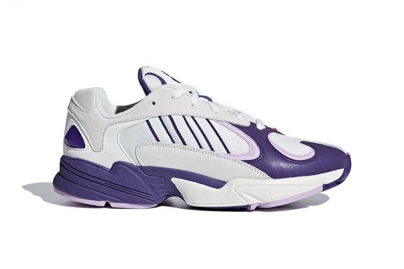 Dragon Ball Z adidas Yung 1 Frieza Giveaway
