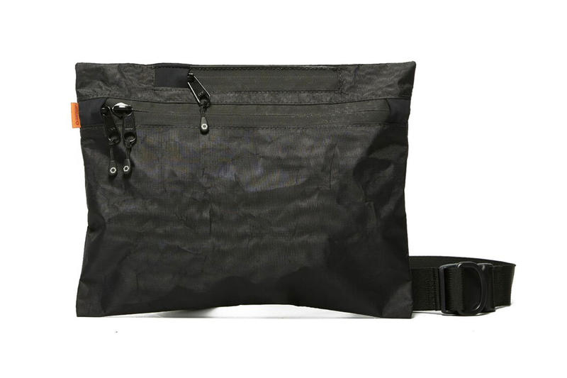 DSPTCH Dyneema RND collection release info stockist price accessories sling pouch unit zipper tote unit musette