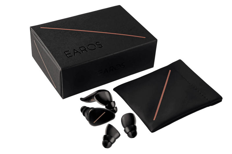 EAROS ONE Acoustic Filters Giveaway headphones concerts music tech