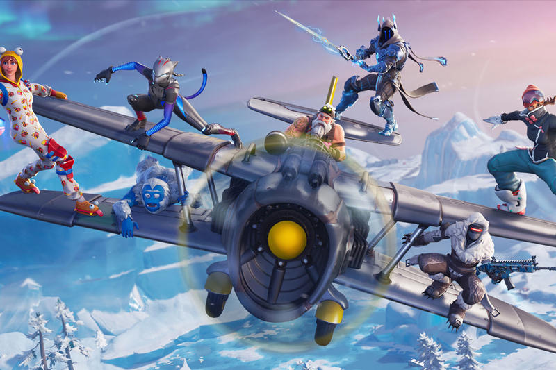 Epic Games Reveals 14 Days Of Fortnite Event Hypebeast