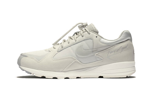 "The Fear of God x Nike Air Skylon II Appears in ""Light Bone"""
